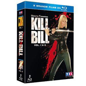 Kill Bill Vol 1 & 2