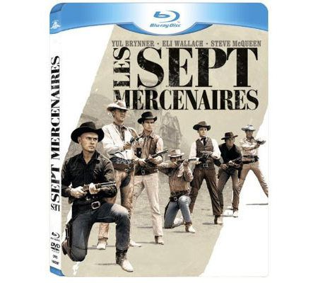 Les sept mercenaires (Réédition Blu-ray 2010)