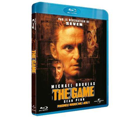 Game (The)  (Douglas/David Fincher - Réédition 2010)