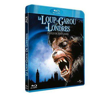 Le Loup-garou de Londres (remaster, Blu-ray 2010)