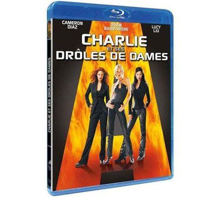 Charlie et ses drôles de dames (Blu-ray 2010)
