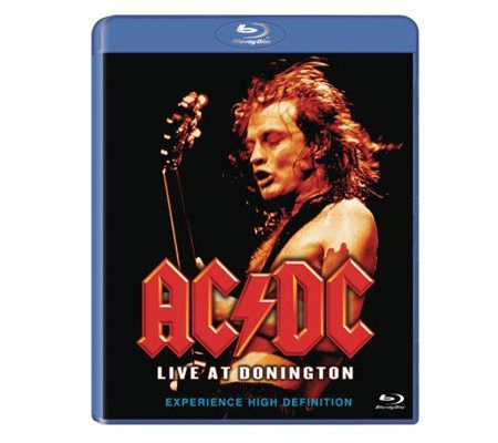 AC/DC  - Live at Donington (restauration HD)