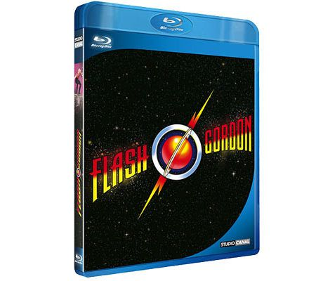 Flash Gordon, le film (1980, restauration HD)
