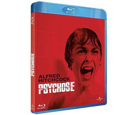 Psychose (restauration 4K - 2010)