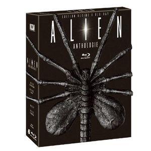 Alien IV - Résurrection (Blu-ray 2010)