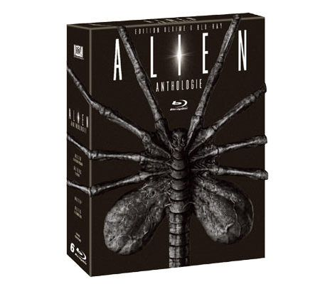 Alien IV - Résurrection (Blu-ray 2010)