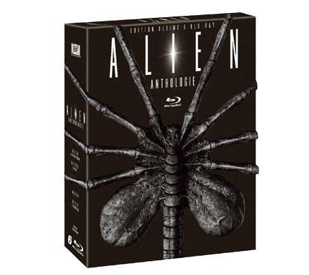 Alien (Ridley Scott - Restauration Blu-ray 2010)