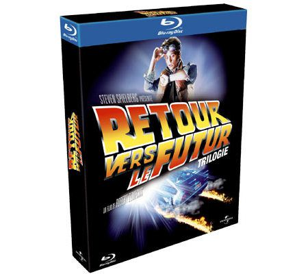 Retour vers le futur - volet 1 (remaster 2010/Blu-ray)