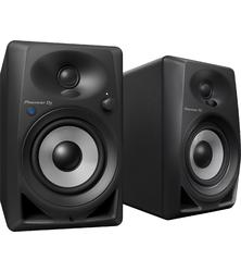 Enceintes de bureau Pioneer DJ DM-40BT: petites teigneuses
