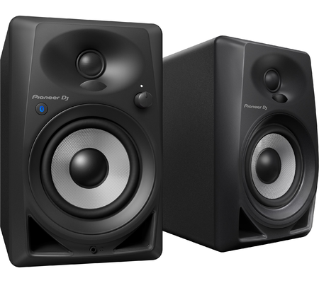 pioneer dj dm 40bt du bluetooth dans une enceinte de monitoring. Black Bedroom Furniture Sets. Home Design Ideas