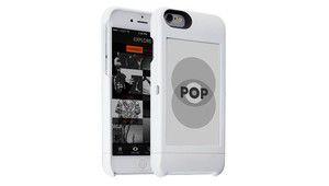popSLATE: l'écran à encre électronique au dos du smartphone