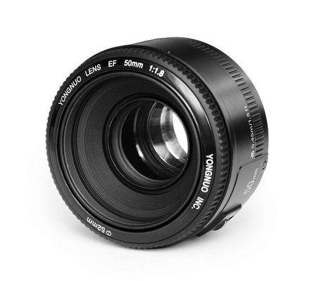 Yongnuo EF YN 50 mm f/1,8
