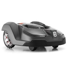Tondeuse Husqvarna Automower 450X: jusqu'à 5000 m² sans un bruit