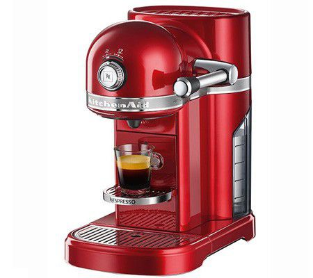 kitchenaid nespresso artisan 5kes0503 test complet cafeti re capsule dosette les. Black Bedroom Furniture Sets. Home Design Ideas