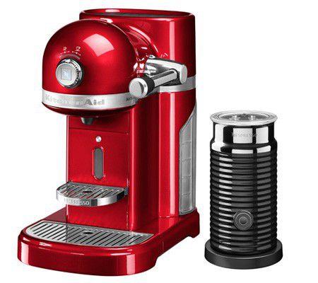 KitchenAid Nespresso Artisan version Aeroccino 3