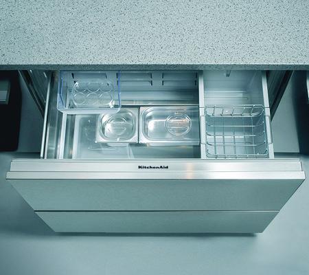 KitchenAid Tiroir réfrigéré
