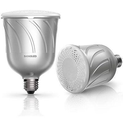 Sengled Pulse: une ampoule pour s'éclairer en musique