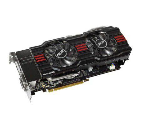 Asus GeForce GTX 670 DirectCU II TOP