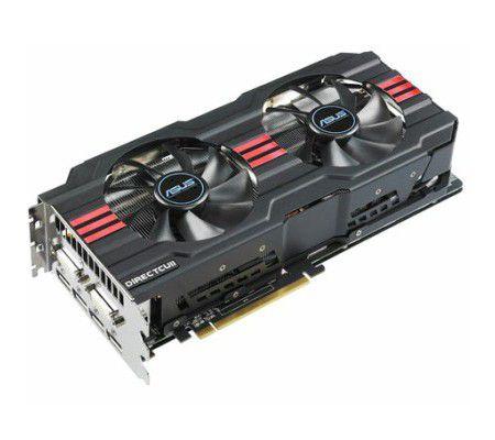 Asus Radeon HD 7970 DirectCU II TOP