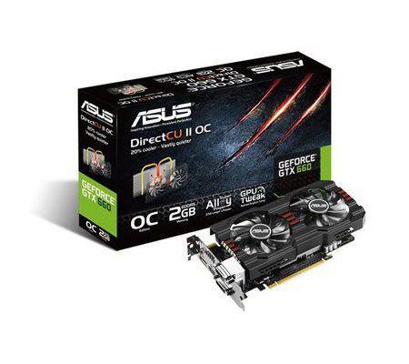 Asus GeForce GTX 660 DirectCU II OC