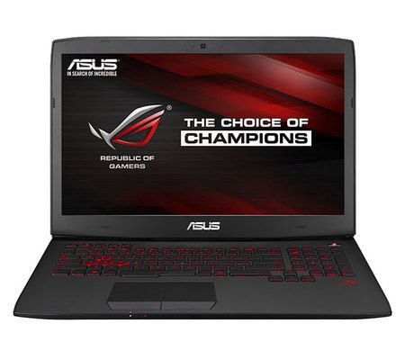 nouveaut pc portable asus rog le g751 portable gamer. Black Bedroom Furniture Sets. Home Design Ideas