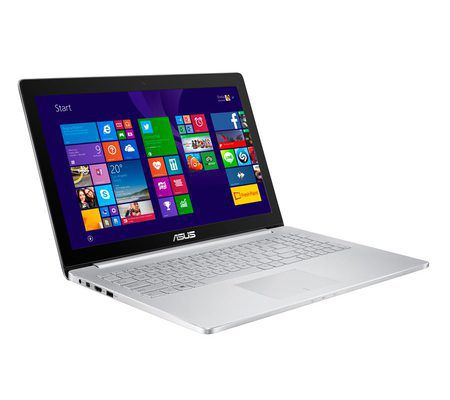 Asus ZenBook Pro UX501 4K