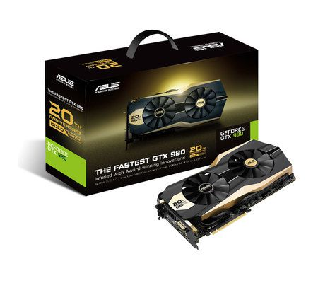 Asus GTX 980 Edition Gold
