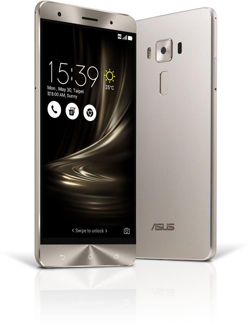 Asus Zenfone 3 Deluxe Test Complet