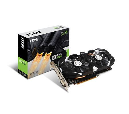 Asus GeForce GTX 1060 3 Go OC