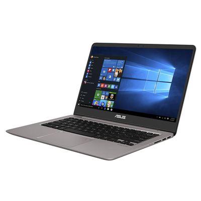 Asus Zenbook UX410U: un PC portable maîtrisé et bien placé