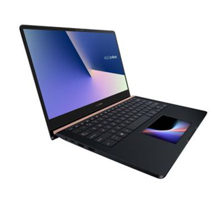 "Bon plan – Le PC portable Asus Zenbook 14 avec ""Screenpad"" à 949,99 ... edc756e354a0"