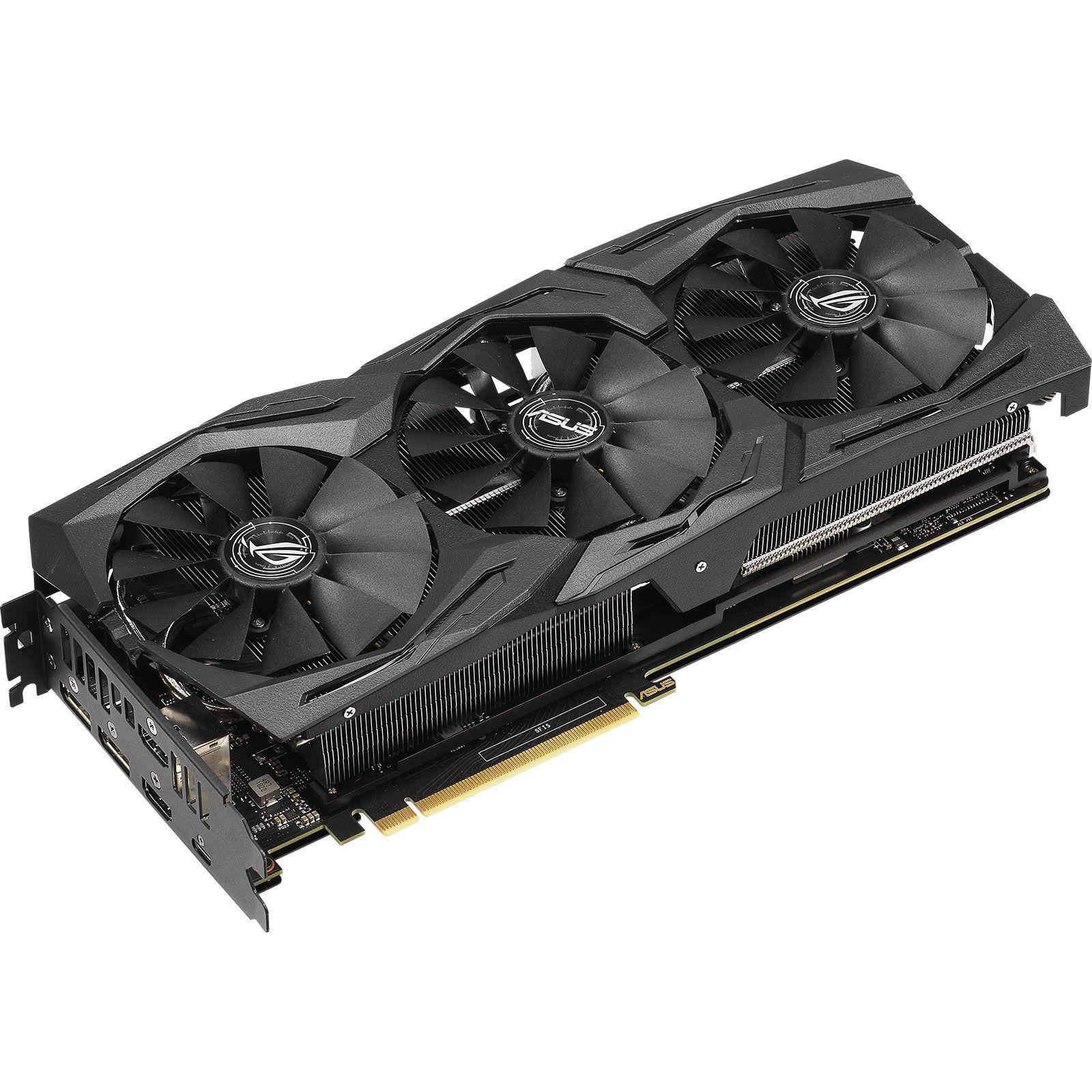 Asus ROG GeForce RTX 2070 Strix OC