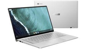 CES 2019 – Asus présente un Chromebook 2-en-1 haut de gamme