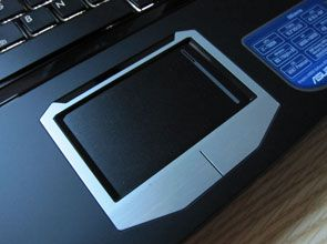 Asus G60J touchpad