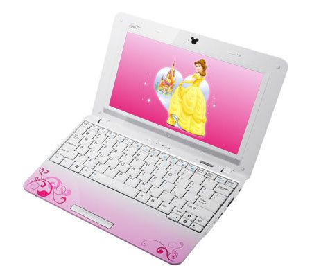 asus eee pc mk90 disney test complet ordinateur portable les num riques. Black Bedroom Furniture Sets. Home Design Ideas