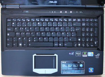 Asus G51J 3D keyboard