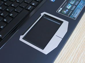 Asus G51J 3D touchpad