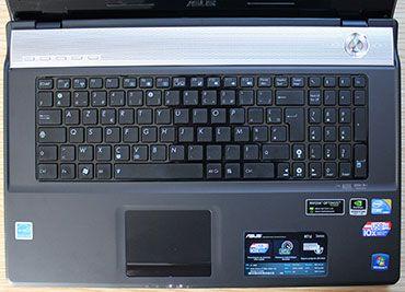 Asus N71Jv keyboard