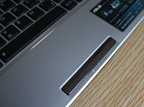 Asus UL30Vt touchpad
