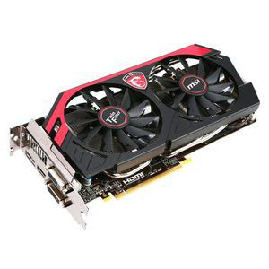MSI GeForce GTX 760 Gaming OC