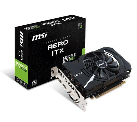 MSI GeForce GTX 1050 AERO ITX 2G OCV1