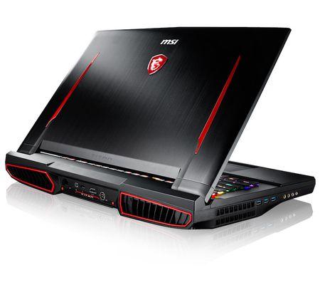 MSI GT75 VR 7RF Titan Pro