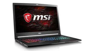 Soldes 2018 – PC portable MSI 17'' + une GTX 1060 à 999,99€ [épuisé]