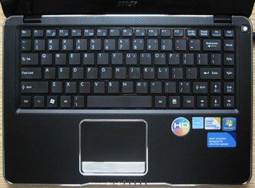 MSI X-Slim X350
