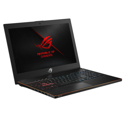 asus rog zephyrus m test complet ordinateur portable les num riques. Black Bedroom Furniture Sets. Home Design Ideas