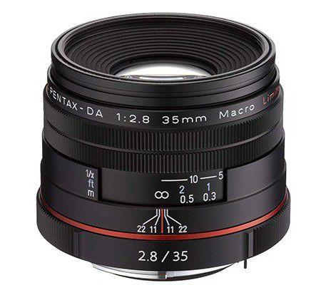 Pentax HD DA 35mm f/2.8 Macro Limited