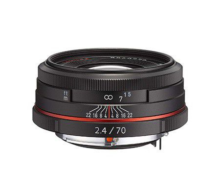 Pentax HD DA 70mm f/2.4 ED Limited