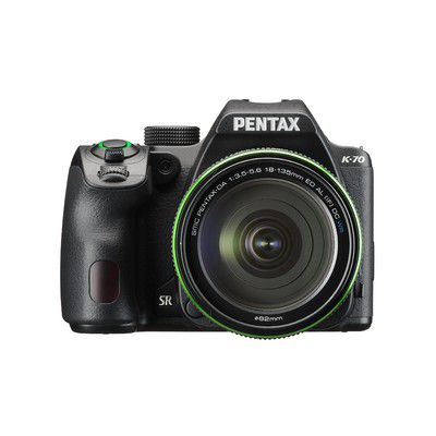 Pentax K-70: pas de réelle nouveauté mais toujours aussi résistant