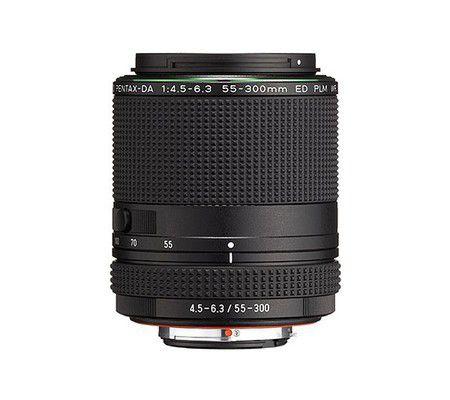 Pentax HD DA 55-300 mm f/4,5-6,3 ED PLM WR RE