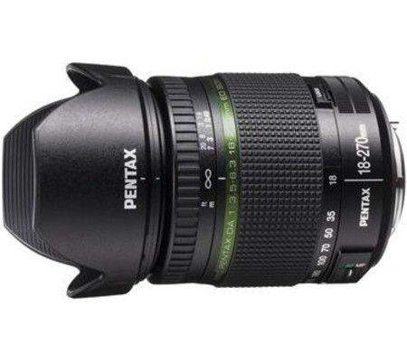 Pentax SMC DA 18-270 mm f/3.5-6.3 ED SDM